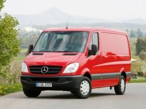 Mercedes_Sprinter_Van Commercial_2006